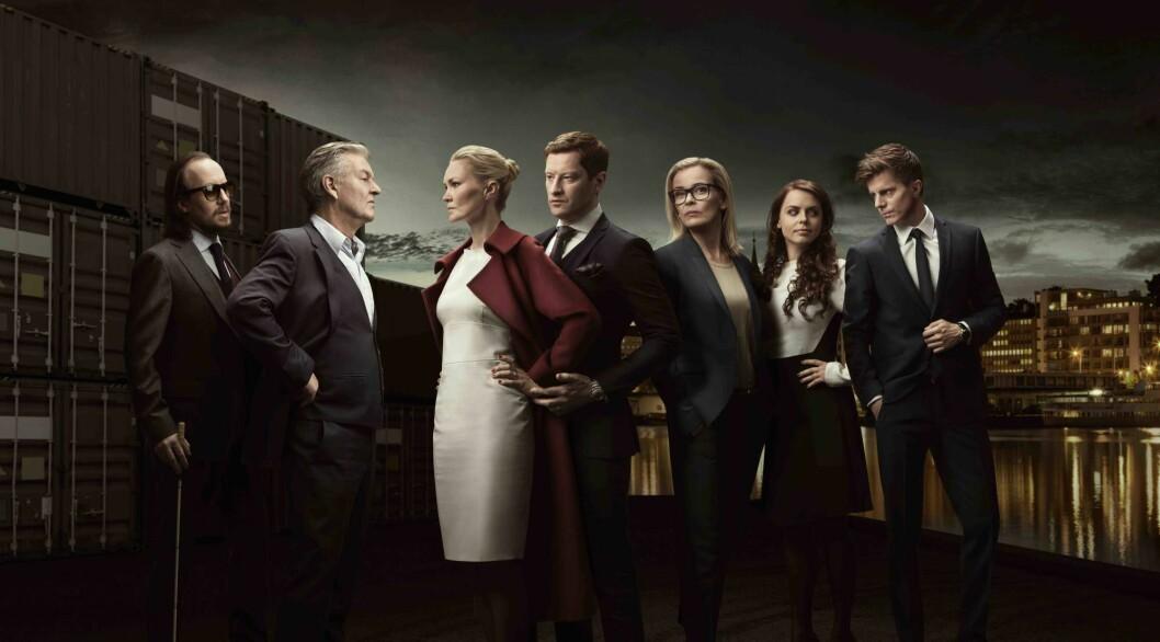 «Aber Bergen» sesong 2 er snart ferdig på TV3, Viafree og Viaplay. Nå blir det en tredje sesong av serien.