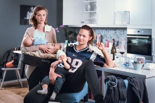 Viafree-serien «Melk» har truffet godt blant unge kvinner - og mange andre.