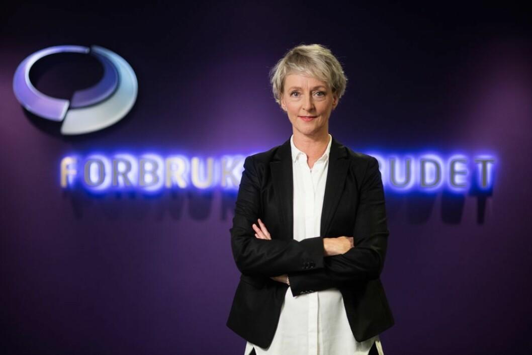 Leder for Forbrukerombudet, Elisabeth Lier Haugseth.