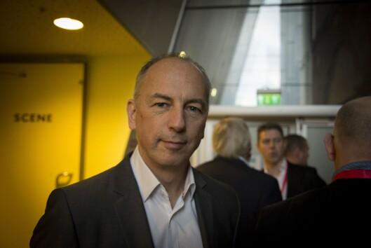 Helmut Krasnik er Managing Director Corporate Digital Platforms hos den tyske mediegiganten Axel Springer.