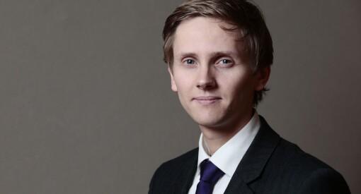 Solvik-Olsens statssekretær til PR-jobb for mobilselskap: Reynir Jóhannesson blir kommunikasjonsdirektør i ice.net