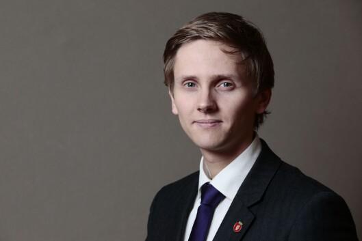 Tidligere statssekretær Reynir Jóhannesson.