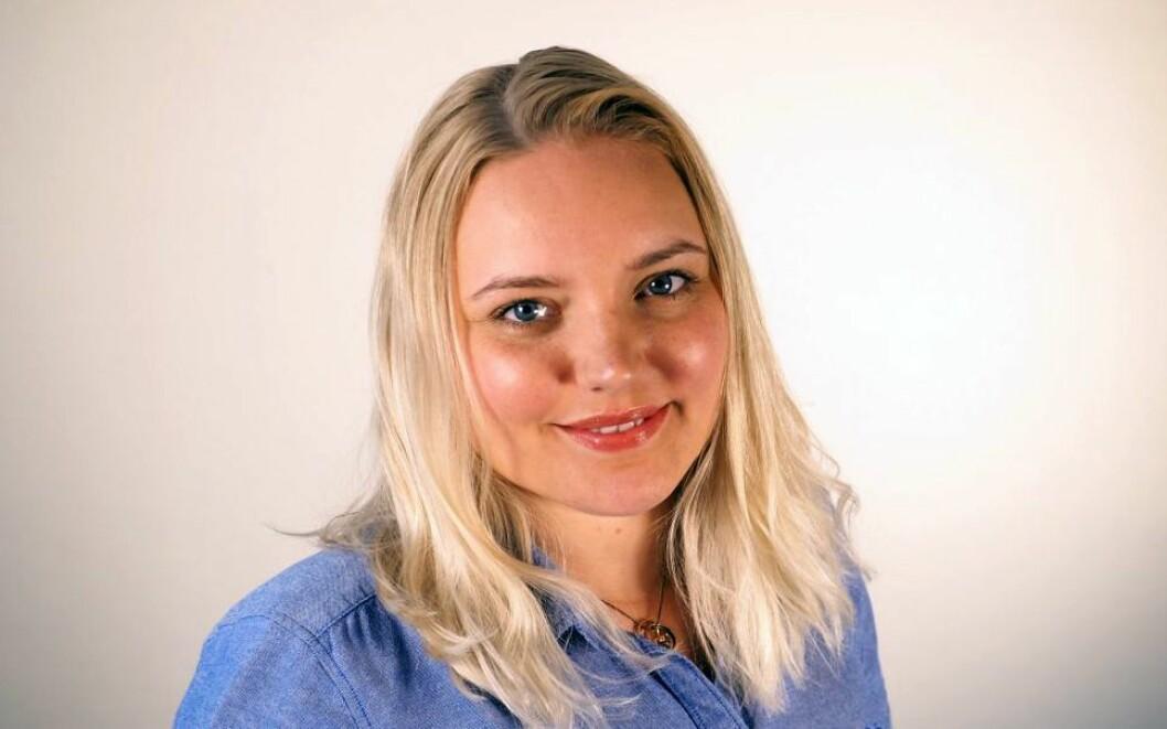 Journalist Frida Brembo-Egilsrud