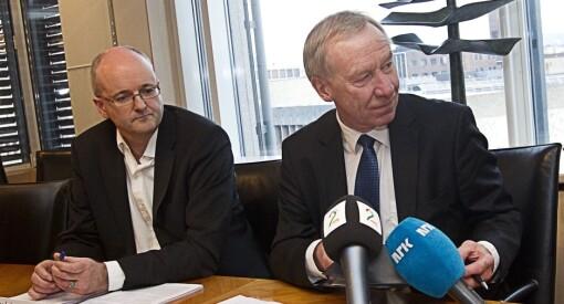 Mer ordkrig mellom tidligere TV 2-topper: Alf Hildrum reagerer kraftig på Rune Indrøys uttalelser
