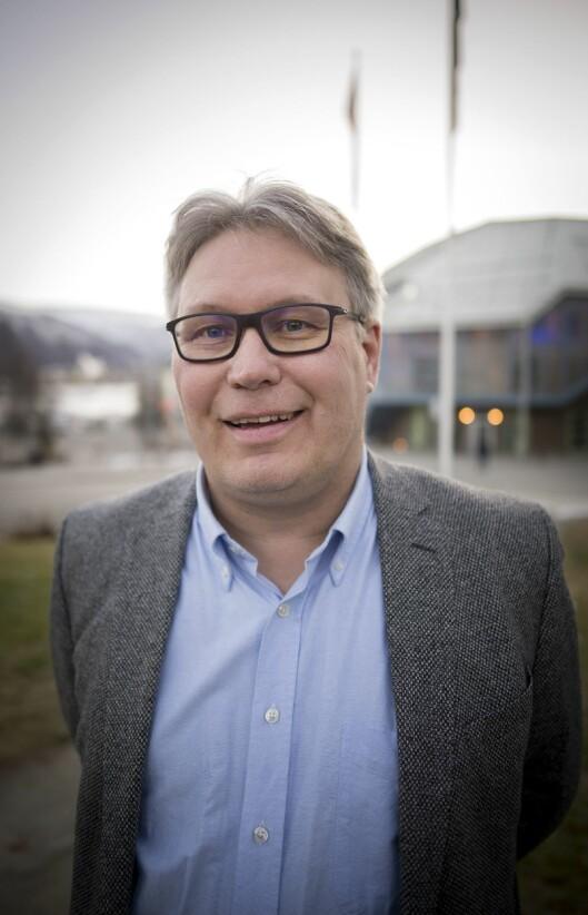 Politisk redaktør Skjalg Fjellheim i Nordlys.