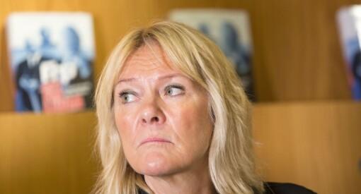 Klagestorm mot NRK over Clemet som valgkommentator