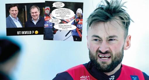 Scanpix har sett seg lei på at Petter Northug stjeler bilder for å lage satire i sosiale medier - og sender regning til skistjernen