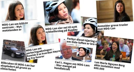 Slik jakter Nettavisen-Gunnar på klikk og trollfest: Skriver like mye om «MDG-Lan» som ordføreren og byrådslederen til sammen