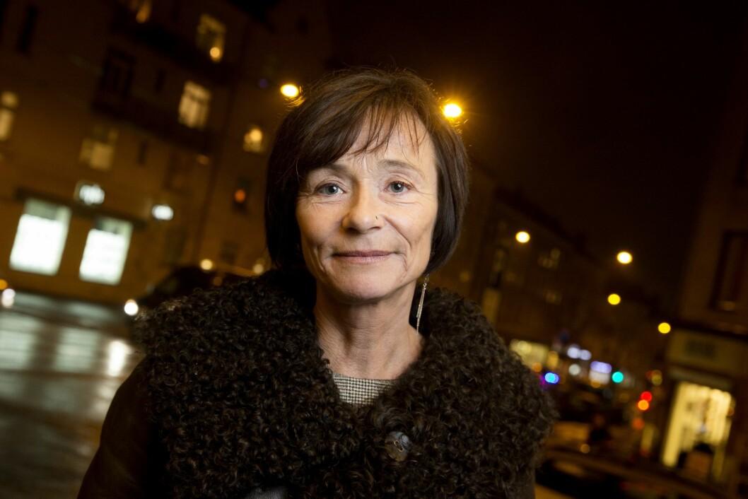Hege Storhaug, informasjonsleder i Human Rights Service.