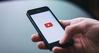 YouTube har stengt kontoer som forsøkte å påvirke situasjonen i Hongkong