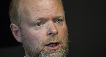 Sportsredaktør Vegard Jansen Hagen i TV 2 er sykemeldt på grunn av belastningen den siste tida