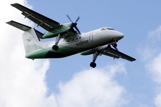 Mange Widerøe-fly ble kansellert i sommer. Men ikke bare på grunn av bemanningsmangel, understreker selskapet.