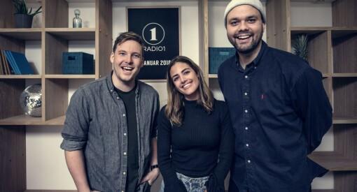 Dette skal Niklas Baarli gjøre etter P3: Lage frokostradio på Radio 1 med Samantha Skogrand og Lars Berrum
