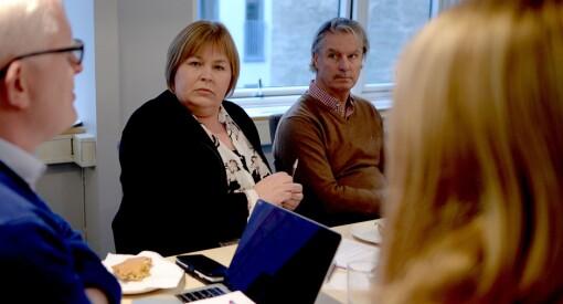 Norsk Presseforbund vil distansere seg fra alternative nettsteder: Foreslår at PFU bare skal behandle klager mot medier som er medlem - eller kunne vært det