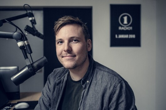 Programleder Niklas Baarli forlater NRK P3 etter sju år og skal nå jobbe for Radio 1 og Bauer Media.