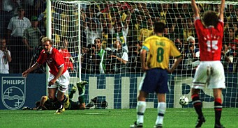 Aftenposten Event inviterer til «omkamp»: Norge spiller mot Brasil på Ullevål neste sommer - med Rekdal og Ronaldo på hvert sitt lag