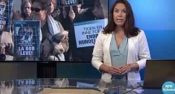 Her svikter NRK Østlandssendingen på elementær presseetikk og «kan minne om kampanjejournalistikk», ifølge ekspertenes dom