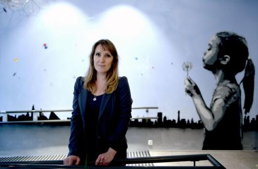 Eva Stenbro er bekymrt for omdømmet til bransjen - og hvordan man skal rekruttere unge kvinner framover.
