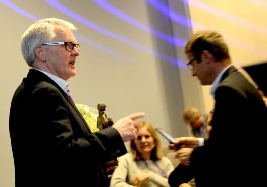 STIG FINSLO, direktør for utgiverspørsmål og samfunn
