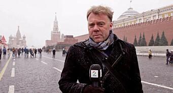 TV 2-team ble nektet klarering og adgang til fredagens FIFA-trekning i Moskva