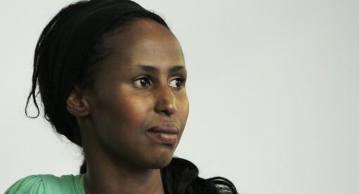 124 søkere - hun vant kampen om å bli researcher: Kadra Yusuf (37) til NRK
