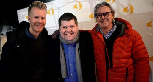 For 16 år siden startet Jon Henrik Larsen (32) sin egen avis. Nå blir historien om Salangen-Nyheter til dokumentarserie på TV3