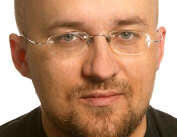 Analysesjef Kristian Tolonen i NRK.