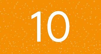 10. desember, og i kveld er det finale i Farmen. Bak dagens luke får du vite: Hvor mange så den på TV i fjor?