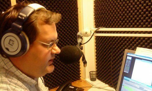 Kyrre Dahl, redaktør for Radionytt.no.