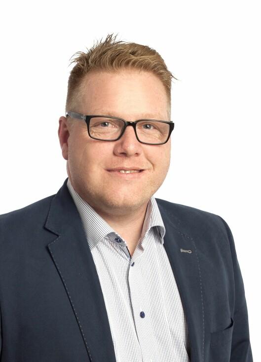 Steffen Fjærvik, spesialrådgiver i Gambit Hill+Knowlton.