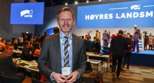 - NRK blir en dårligere arena for aktuelle nyheter ute i fylkene, mener Tage Pettersen i Høyre, som støtter NRK-journalistenes bekymring