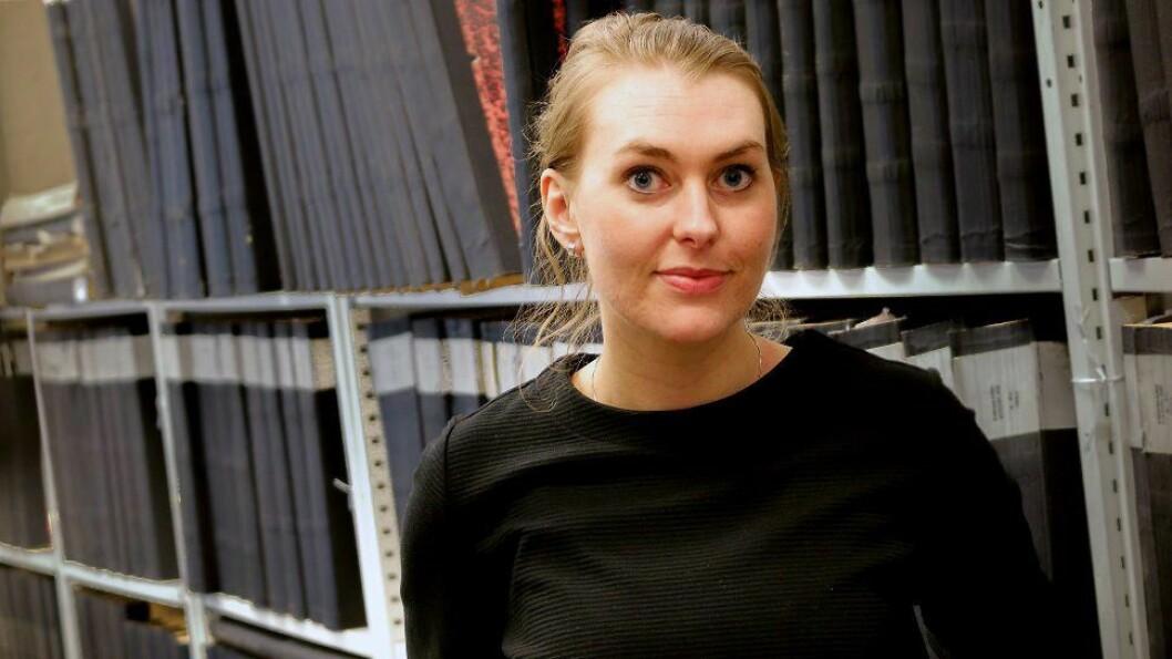 Vanja Skotnes (29) har jobbet i flere måneder med den omfattende Kjøllefjord-saken.