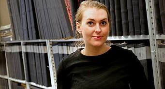 Frilanser Vanja Skotnes (29) blir redaktør i Gatemagasinet Sorgenfri i Trondheim