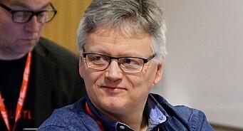 Presseveteran og NJ-topp forlater journalistikken: Håkon Okkenhaug blir næringssjef i Levanger