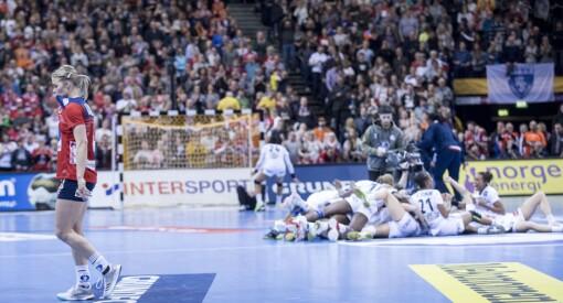 Over 1,5 millioner så Norge tape VM-finalen. Kampen er TV 2s tredje mest sette program i år