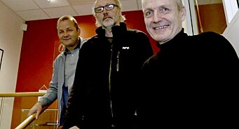 Nå har Finnsnes også fått sitt «Media City»: Folkebladet, Nordlys og NRK samler seg