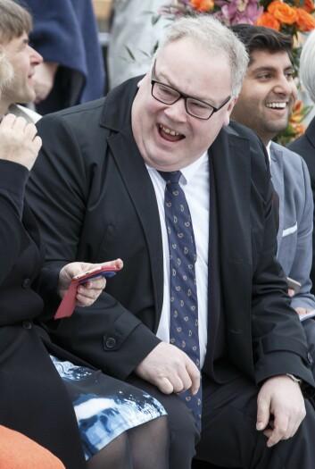 Statssekretær Bård Folke Fredriksen.