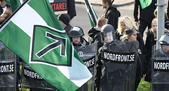 NRK: Elleve personer anmeldt for nazihilsen i Brennpunkt-filmen «Rasekrigerne»