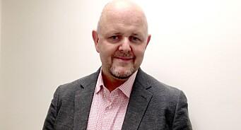 Svend Ole Kvilesjø fra Dagen til Kirken. Blir digital redaktør med 1200 lokalkontorer