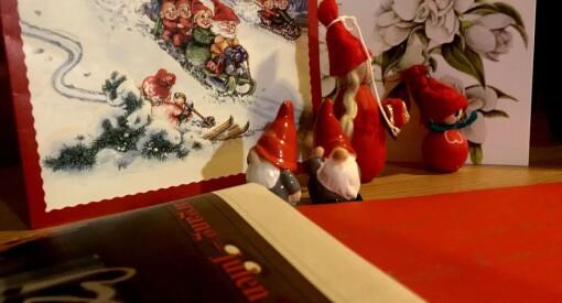 På ett område tror jeg det vil skje en forsiktig analogisering: I desember neste år vil du åpne flere håndskrevne julebrev