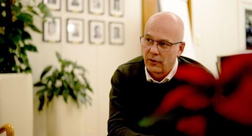 Thor Gjermund Eriksen om SVT og SD: En debattleder i NRK ville aldri tatt avstand fra en partileders uttalelser