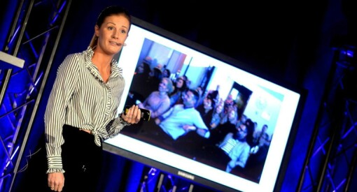 Anette Johnsrud Rasmussen bytter ut frilanslivet med fast jobb: Blir konsulent i Geelmuyden Kiese