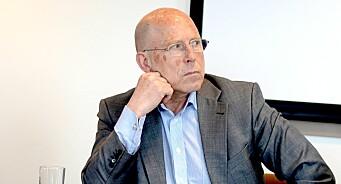 Ap-politiker og eks-redaktør Olav Terje Bergo ber Presseforbundet vurdere Giske-dekningen
