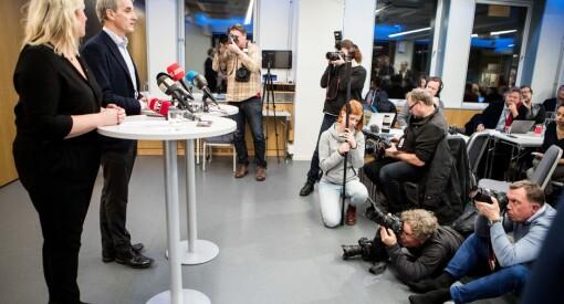 «I møte med systematiske lekkasjer som har til hensikt å øke presset på varslere, må også mediene være bevisst på hvor grensen skal gå»