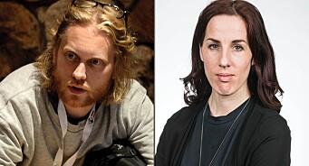 Ola Haram forlater TV 2 for å bli journalist i VG. Avisen ansetter også Christina Quist og satser tungt på krimjournalistikk