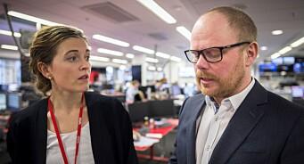 VG-ledelsen slår tilbake mot journalist Skarvøy: – Vi tror på Sofie