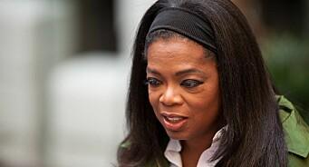 Oprah begynte som nyhetsoppleser i 1971. Nå vurderer TV-kjendisen, ifølge venner, å stille som presidentkandidat