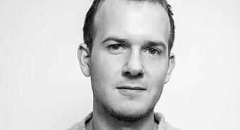 Vegard Unger Ellefsen (28) fast ansatt som journalist i NRK Vestfold