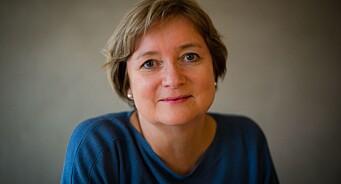 Hanna Relling Berg gir seg som styreleder i Norsk Redaktørforening