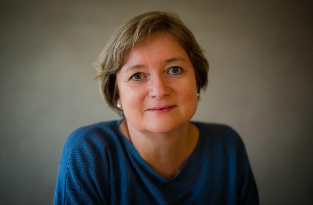 Ny fungerende leder av Norsk Redaktørforening: Hanna Relling Berg, ansvarlig redaktør i Sunnmørsposten.